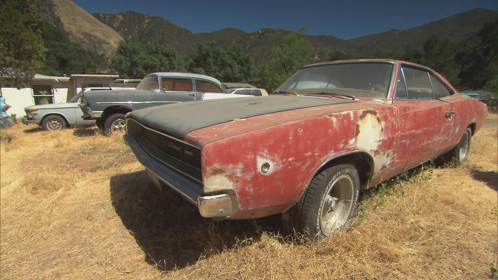 Thousand Oaks Chevy >> Die Auto-Messies - S01.F05: Düstere Zeiten