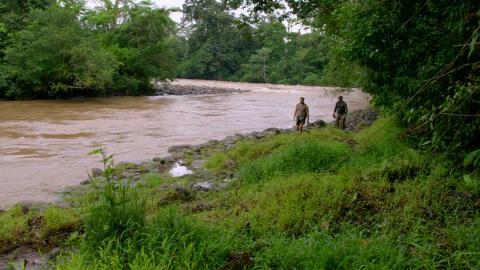 {S}05.{E}08. Im Urwald von Costa Rica