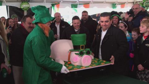 {S}07.{E}05. Ein Schwein für St. Patrick