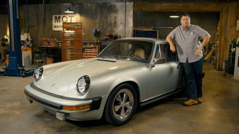 {S}13.{E}12. Porsche 912