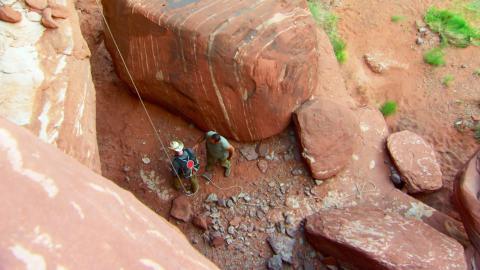{S}06.{E}10: Auf dem Colorado-Plateau