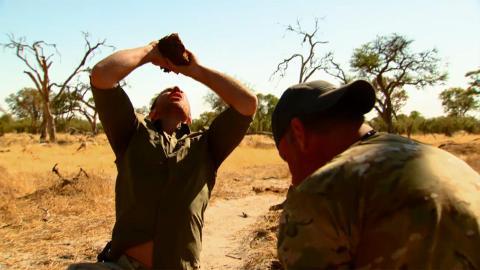 {S}06.{E}14. Die Elefanten vom Okavango