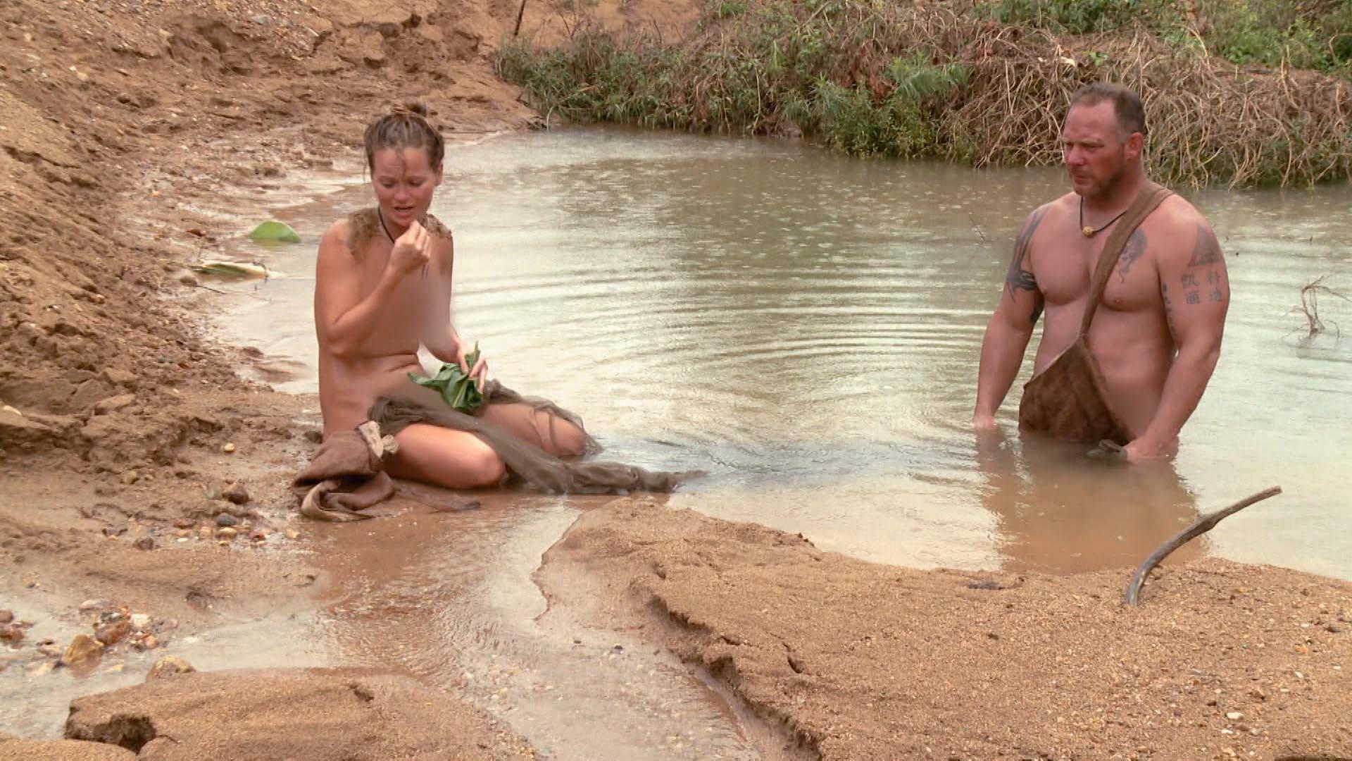 naked survival unzensiert