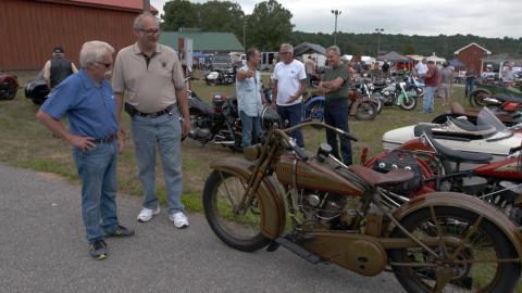 {S}09.{E}08: Harley-Davidson Panhead
