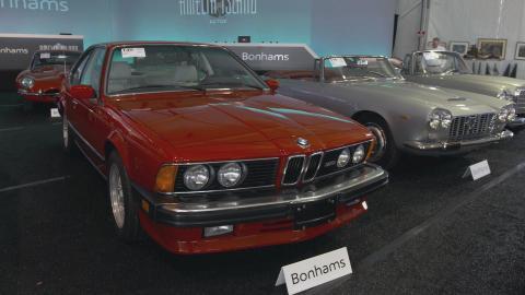 {S}09.{E}10. BMW M6