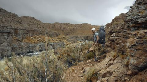 {S}01.{E}05: Bolivien: Die Atacama-Wüste