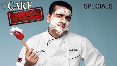 Cake Boss: Specials