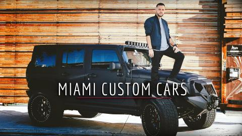 Miami Custom Cars