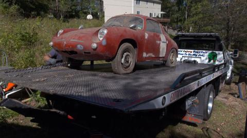 {S}09.{E}19: Fiat Abarth Record Monza & Double Bubbles