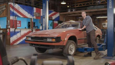 {S}14.{E}02: Toyota Celica Supra