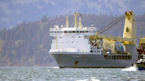 Offshore Alaska