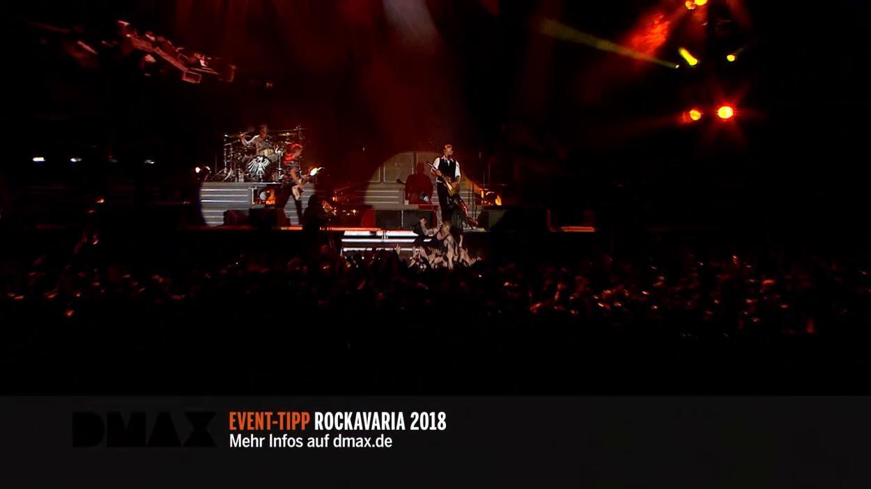 DMAX Event-Tipp: Rockavaria 2018