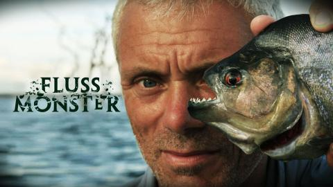 Fluss-Monster