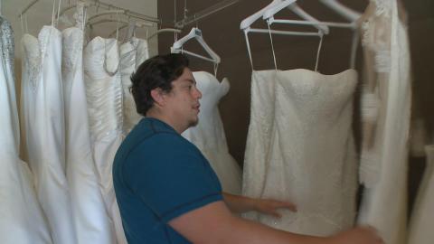 {S}07.{E}16. Das perfekte Hochzeitskleid - Teil 1