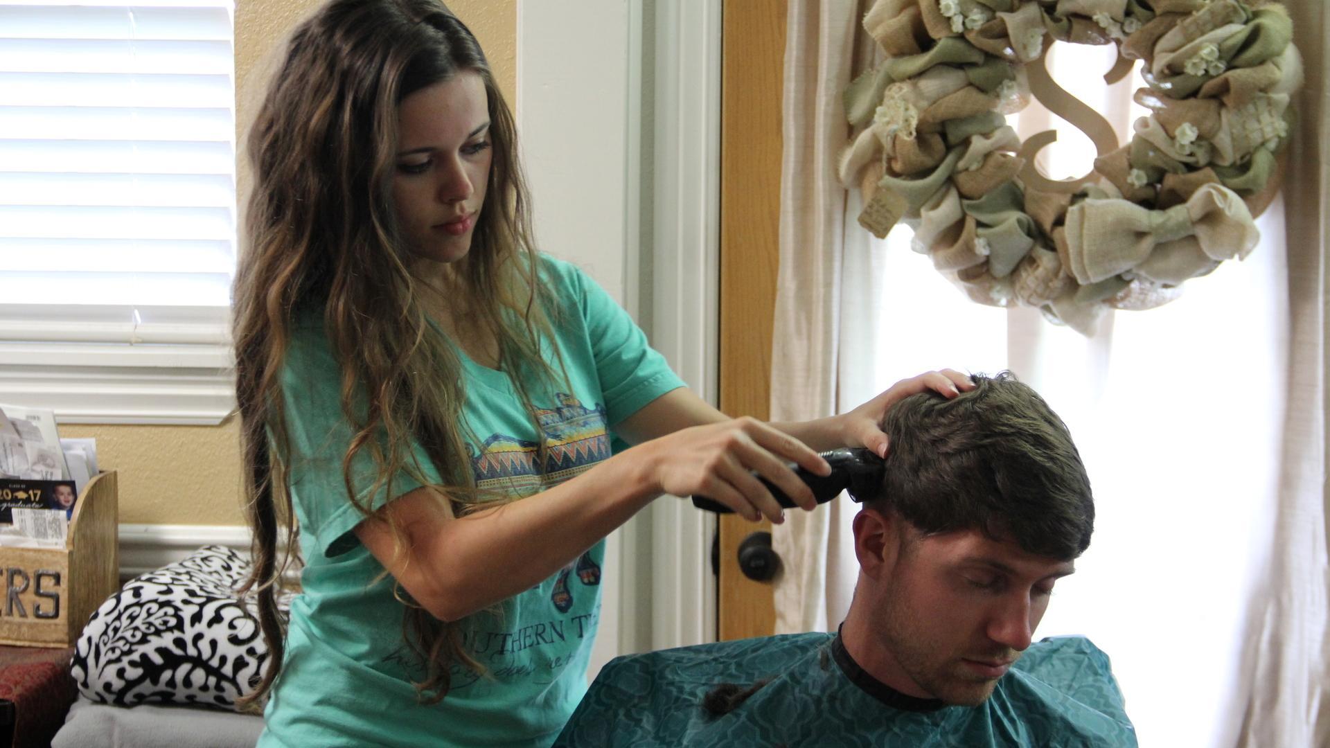 Spurgeons First Haircut Dplay
