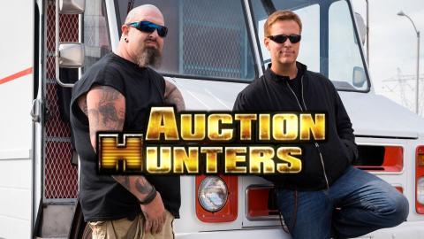 AUCTION HUNTERNS