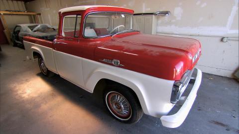 {S}05.{E}07. Der 59er Ford F 100 Teil 1