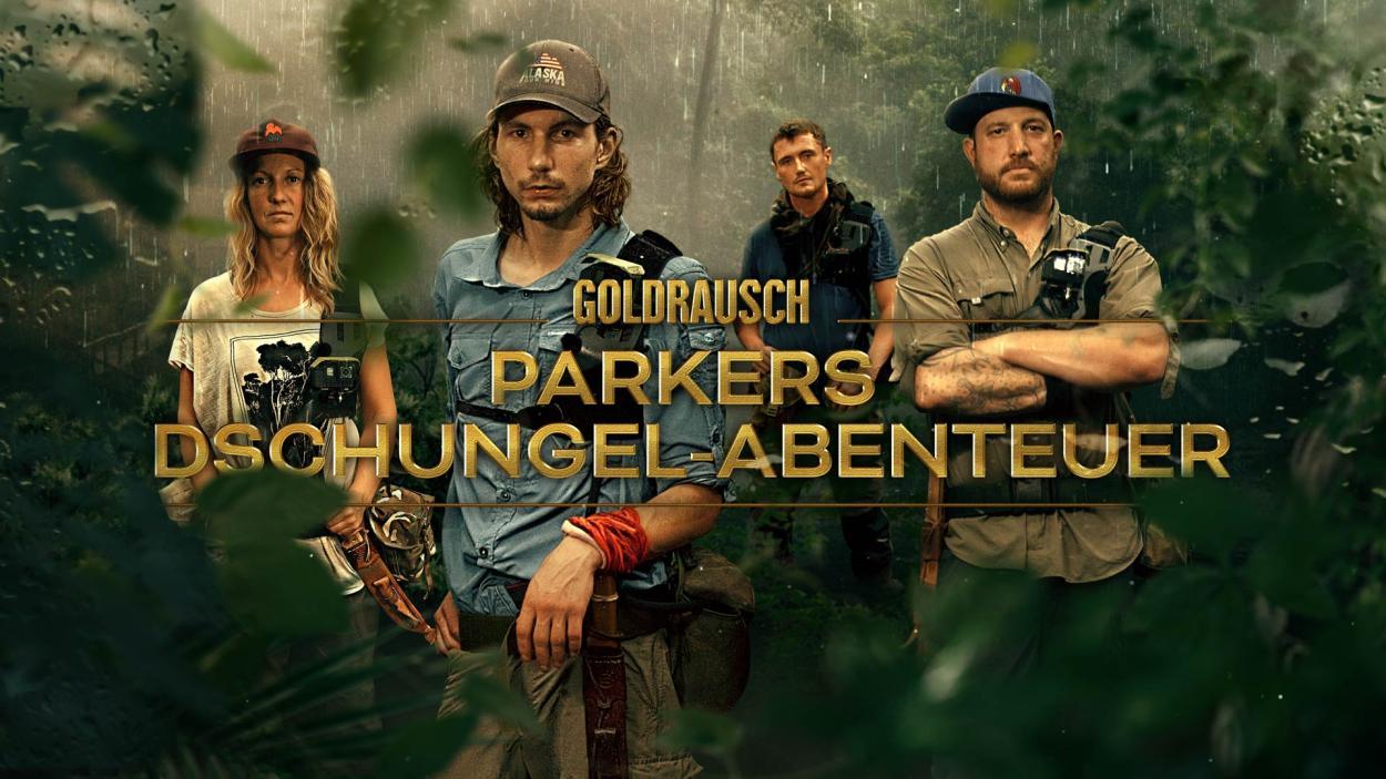 Parkers Dschungel-Abenteuer