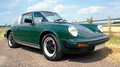 {S}01.{E}03: Porsche 911 Targa
