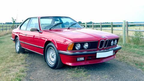 {S}01.{E}04: BMW 635 CSi