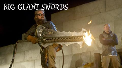 Big Giant Swords