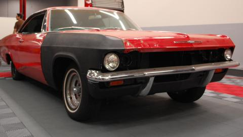 {S}06.{E}03. Bernie Federman's 1967 Camaro