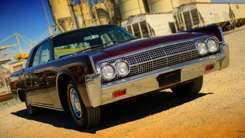 {S}11.{E}14. Lincoln Continental