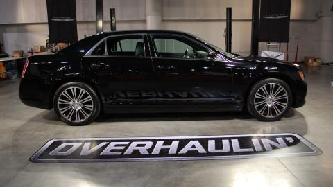 {S}06.{E}05. Sema Car - Chrysler 300