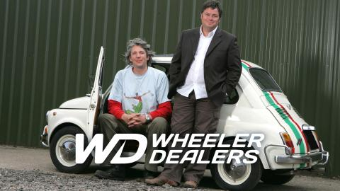 Wheeler Dealers: On The Road