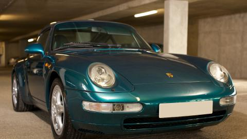 {S}11.{E}02: Porsche 993