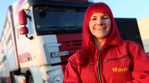 Die Trucker-Ladies