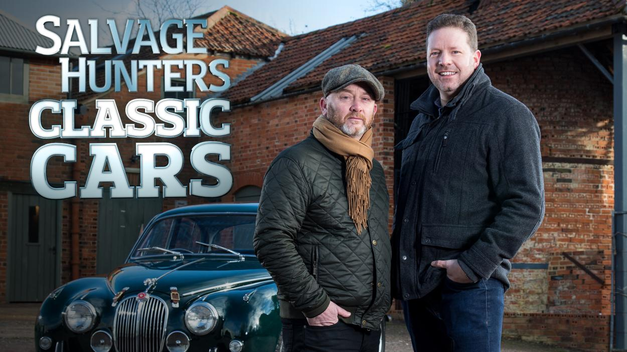 Salvage Hunters Classic Cars