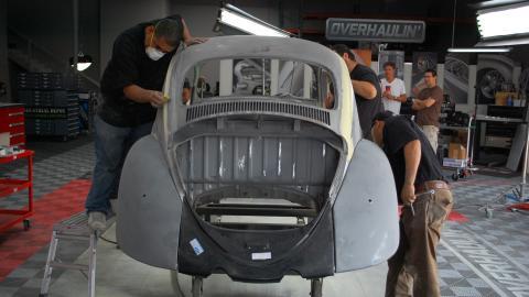 {S}02.{E}04. 1965 Volkswagen Bug