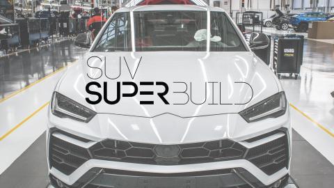 SUV Superbuild
