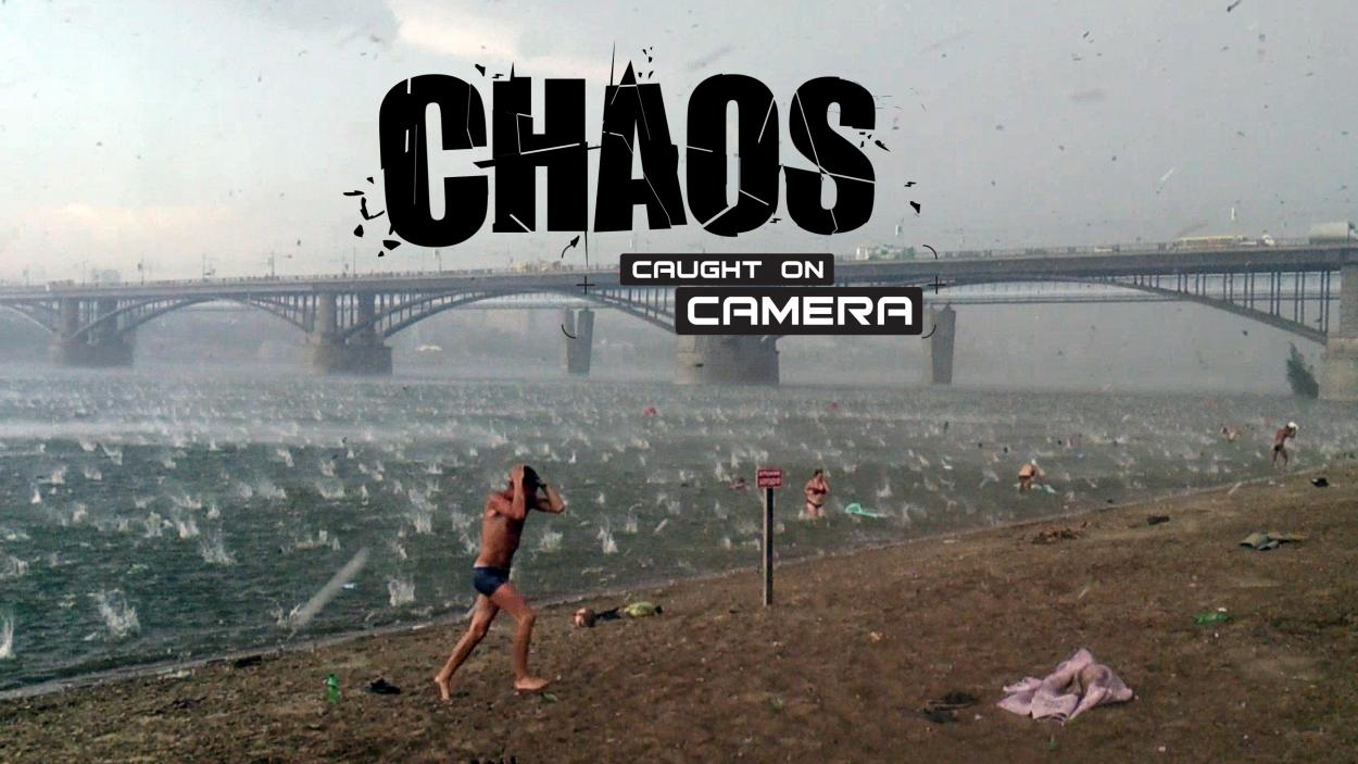 Chaos Caught on Camera