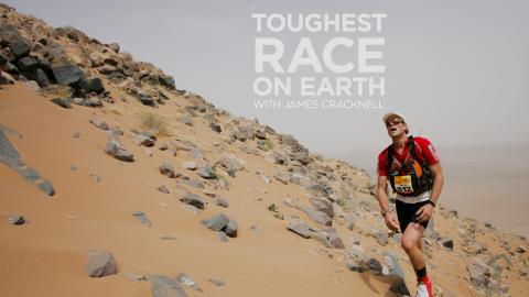 Toughest Race on Earth with James Cracknell