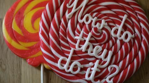 {E}03: Mardi Gras Floats, Rock Candy, Artificial Teeth