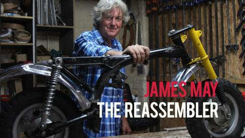 James May: The Reassembler