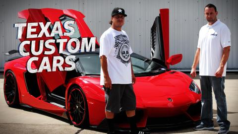 Texas Custom Cars