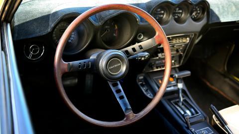 {S}12.{E}06. Datsun 240Z - California