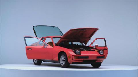 {S}14.{E}12. Porsche 924 reloaded