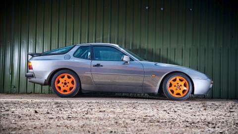 Porsche 944 Turbo - Part 2