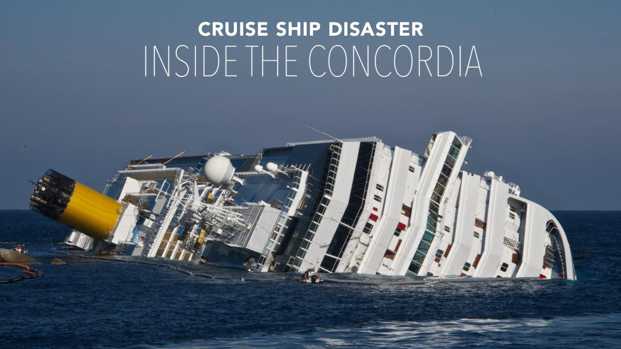 Cruise Ship Disaster: Inside The Concordia