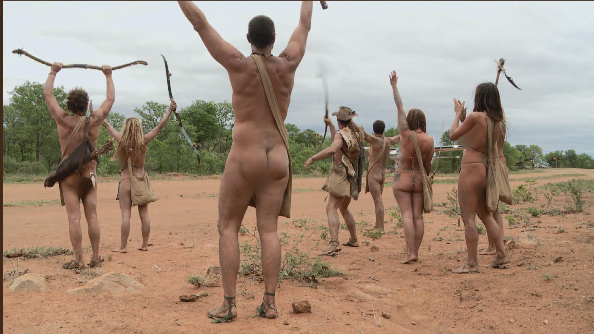 Naked Survival Xxl