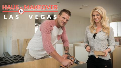 HAUS-MAKEOVER IN LAS VEGAS!