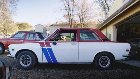 {S}14.{E}15. Datsun 510