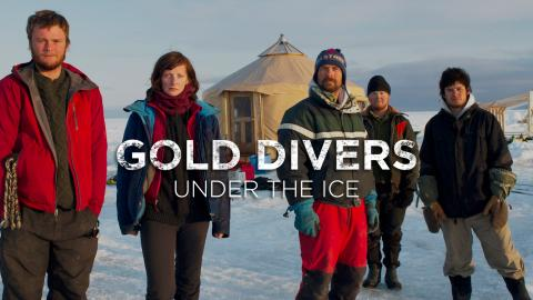 Gold Divers: Under The Ice