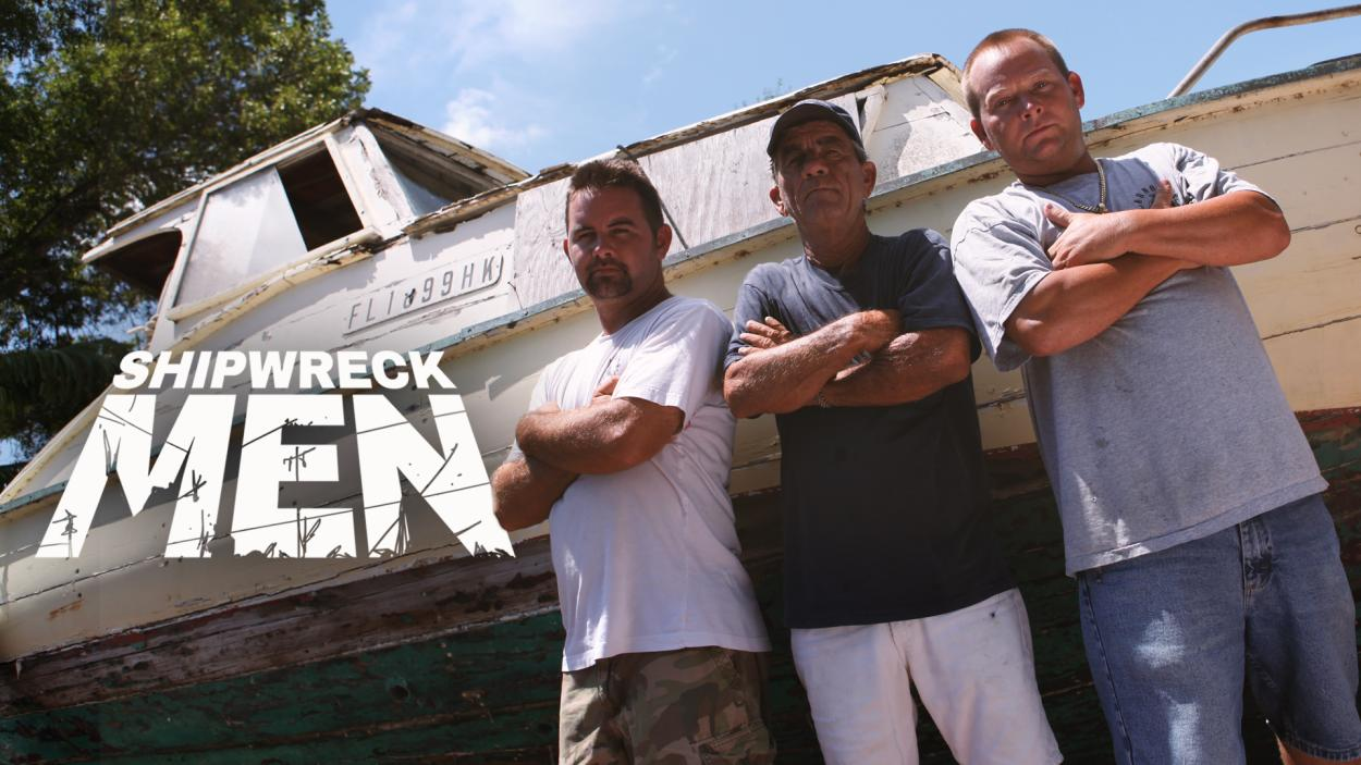 Shipwreck Men