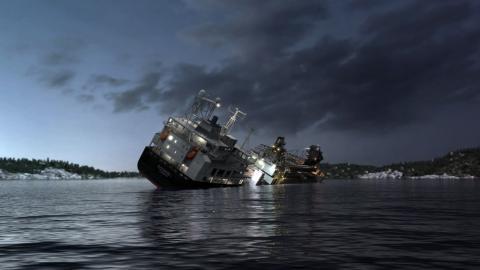 {E}03: Wreck Of Rocknes