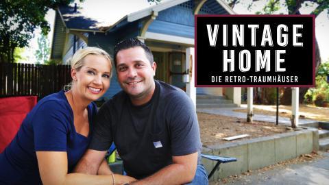 VINTAGE HOMES - DIE RETRO-TRAUMHÄUSER